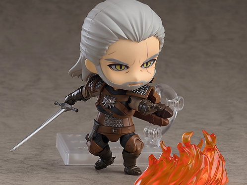 Nendoroid 907 The Witcher - Geralt