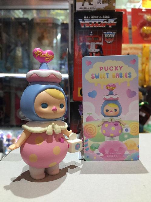 POPMART Pucky Sweet Babies  - Donut Shop Baby