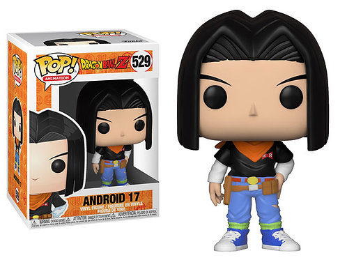 Funko POP! DBZ -  Android 17 (529)