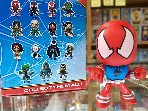 Mystery Mini Spider-Man - Scarlet Spider-Man