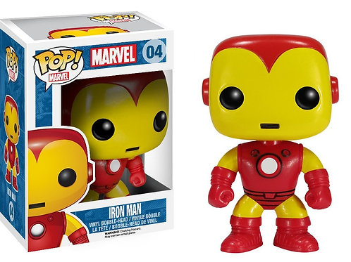 Funko POP! Classic Iron Man (04)