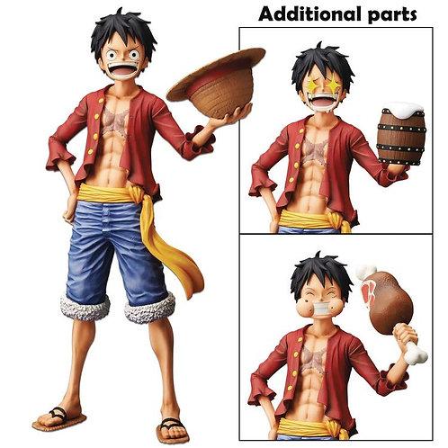 Banpresto One Piece Grandista Nero Luffy