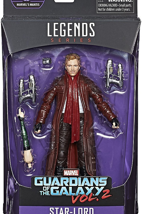 Marvel Legends Guardians of the Galaxy Vol. 2 Star Lord (no BAF)