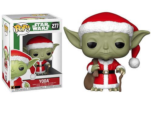 Funko POP! Star Wars - Holiday Yoda (277)