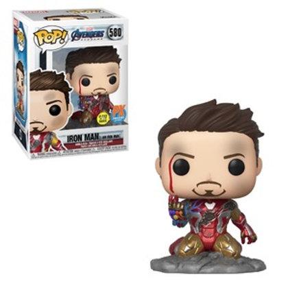 Funko POP! Avengers Endgame - Iron Man Filbars Sticker (580)