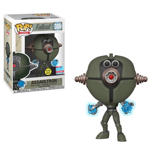 Funko POP! FCE Fallout Assaultron