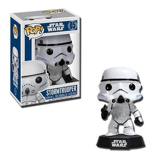 Funko POP!  Star Wars  - Stormtrooper   (05)