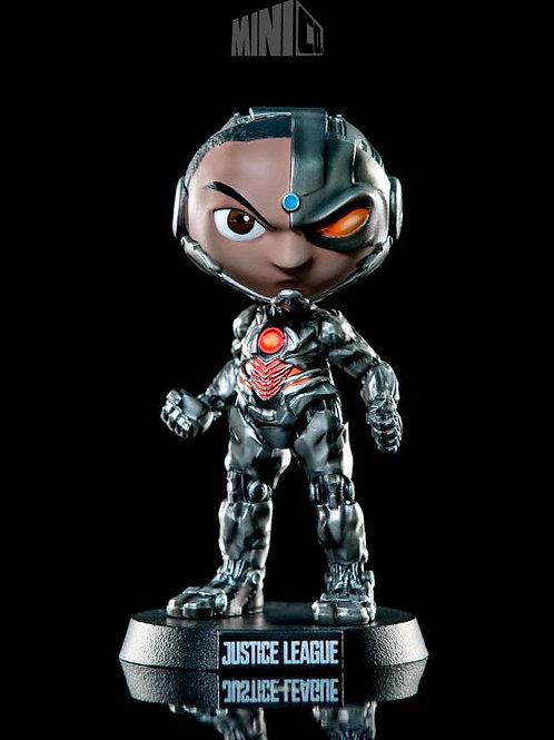 Iron Studios Mini Co Heroes DC Justice League - Cyborg