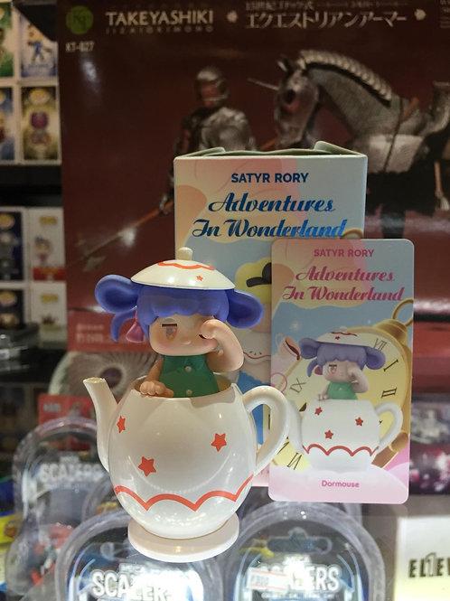 POPMART Satyr Rory Adventures in Wonderland - Dormouse