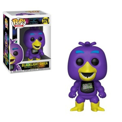 Funko POP! Five Nights at Freddy's - Blacklight Chica (379)
