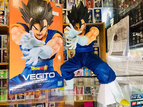 Banpresto DBZ Super Saiyan God Super Vegito
