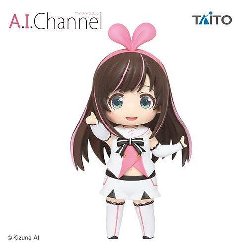 Taito A.I. Channel - Kizuna Ai Puchiette Figure