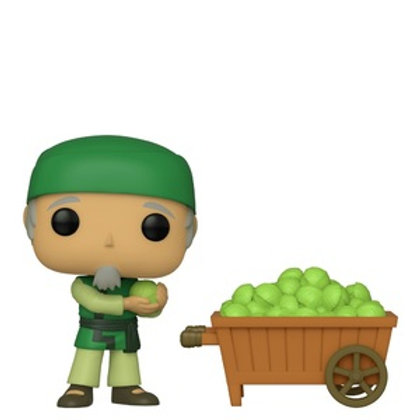 Funko POP! Avatar - Cabbage Man & Cart FCE (656)