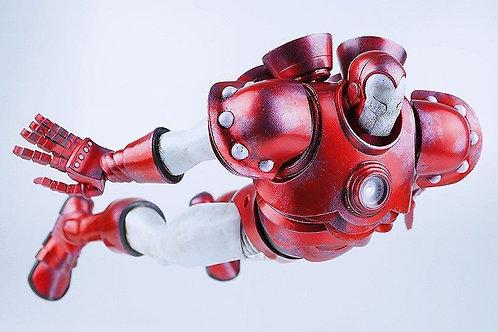 3A/Threezero Invincible Iron-man Silver Centurion  1/6