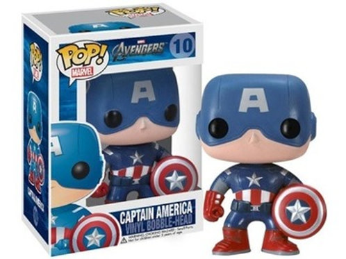 Funko POP! Avengers - Captain America (10)