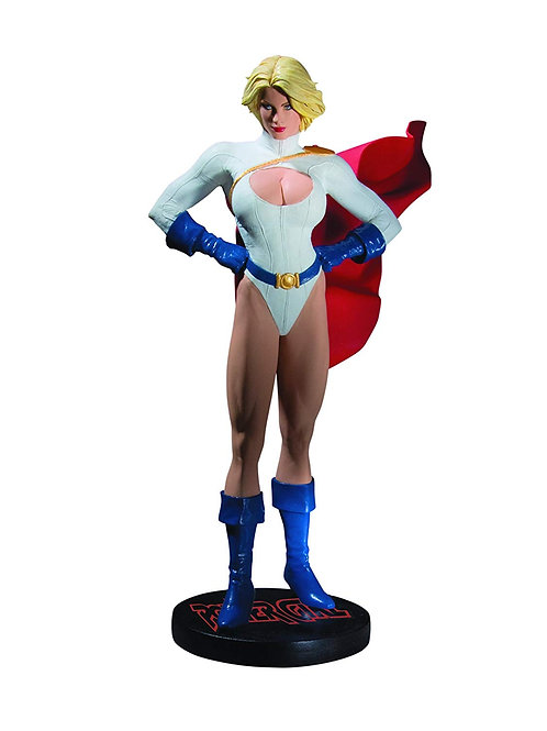 DC Direct Cover Girls Power Girl