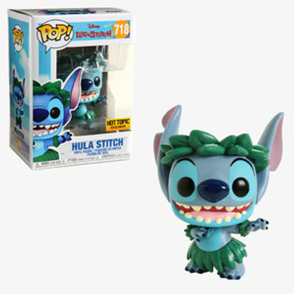 Funko POP! Lilo & Stitch - Hula Stitch Hot Topic (718)