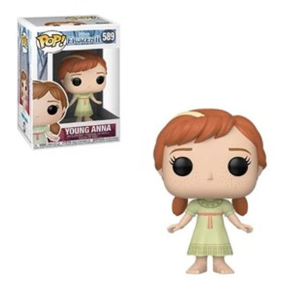 Funko POP! Frozen 2 - Young Anna (589)