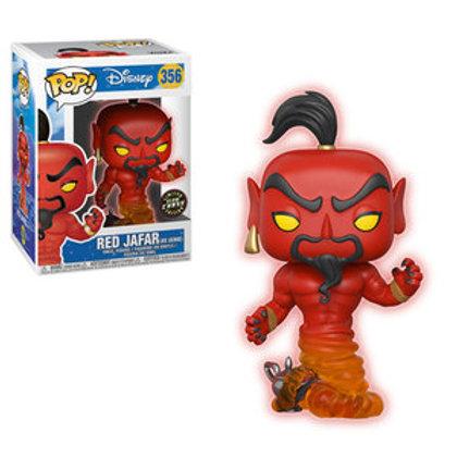 Funko POP! Aladdin - Red Jafar GITD Chase (356)