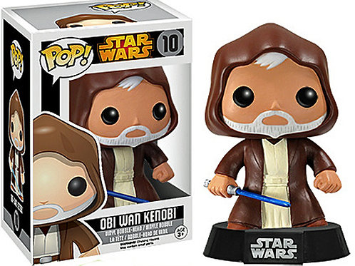 Funko POP! Star Wars - Obi Wan Kenobi (10)