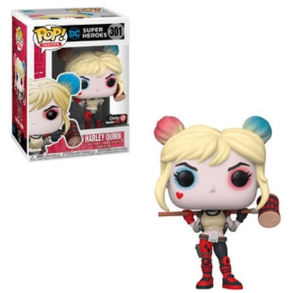 Funko POP! DC - Harley Quinn with Mallet SE Exclusive (301)
