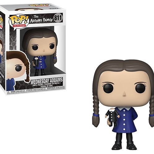 Funko POP! Addams Family - Wednesday Addams  (811)