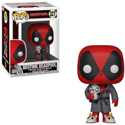 Funko POP! Deadpool - Deadpool Bedtime (327)