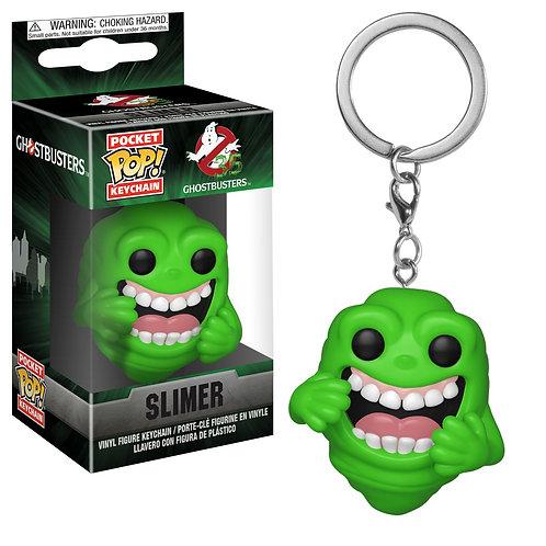 Funko POP! Keychain Slimer