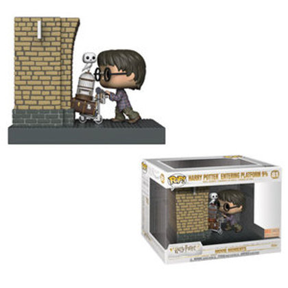Funko POP! Harry Potter - Harry Potter Platform 9 3/4 (81)