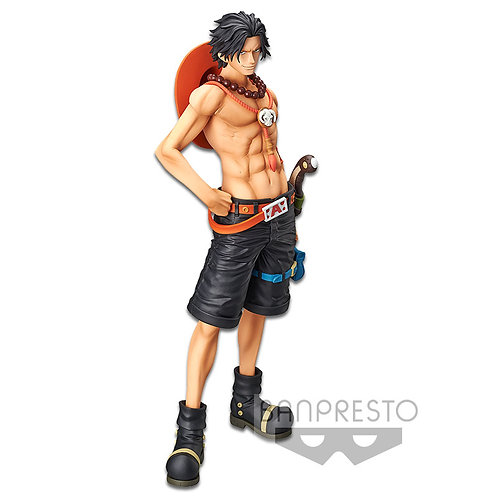 Banpresto One Piece - Grandista Ace