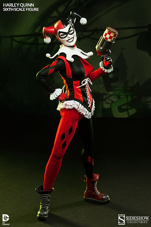 Sideshow Collectibles DC Harley Quinn 1/6