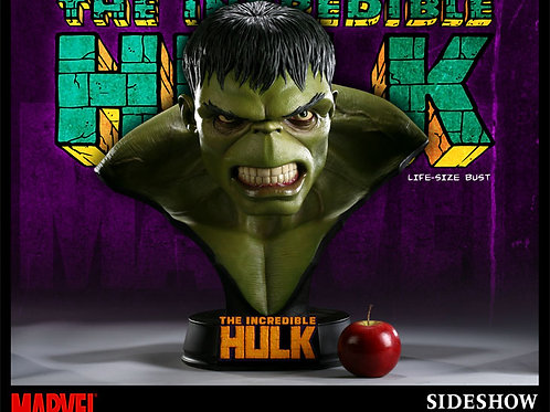 Sideshow Collectibles Hulk Life Size Bust