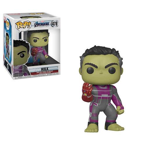 Funko POP! Marvel Avengers Endgame - Hulk with gauntlet 6 inch (478)