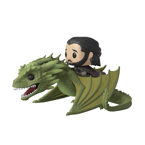Funko POP! Rides Game of Thrones  - Jon Snow with Rhaegal (67)