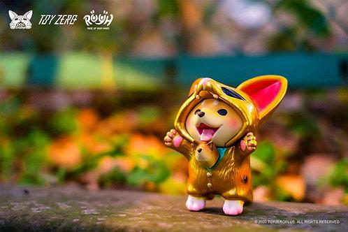 ToyZero Ruyh Baby DouDou Gold