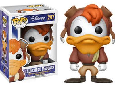 Funko POP! Disney - Launchpad McQuack (297)