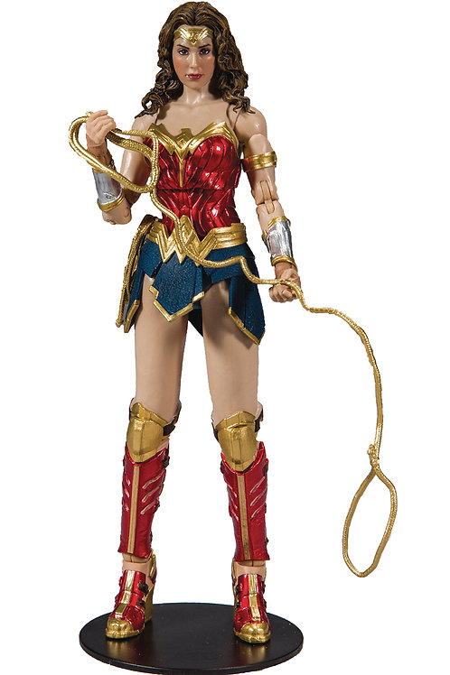 Mcfarlane DC Multiverse 7' Wonder Woman