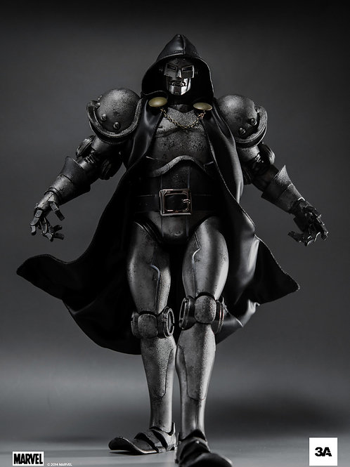 3A/Threezero Marvel - Stealth Doctor Doom