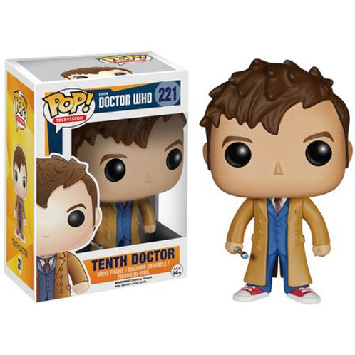 Funko POP! Doctor Who - Tenth Doctor (221)