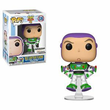 Funko POP! Toy Story - Buzz Lightyear Floating Amazon Ex (536)