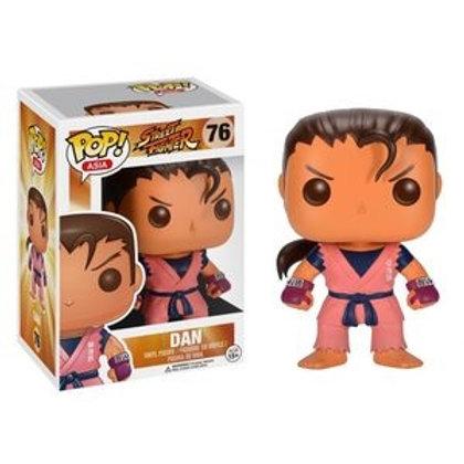 Funko POP! Street Fighter - Dan (76)
