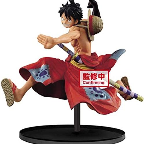 Banpresto One Piece Battle Record Colle Luffy