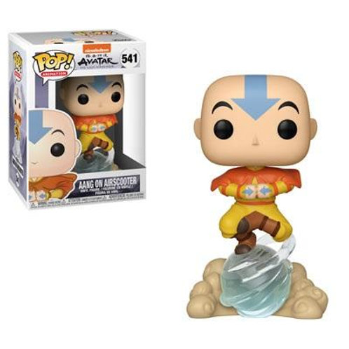 Funko POP! Avatar: The Last Airbender - Aang  on Air Scooter (541)