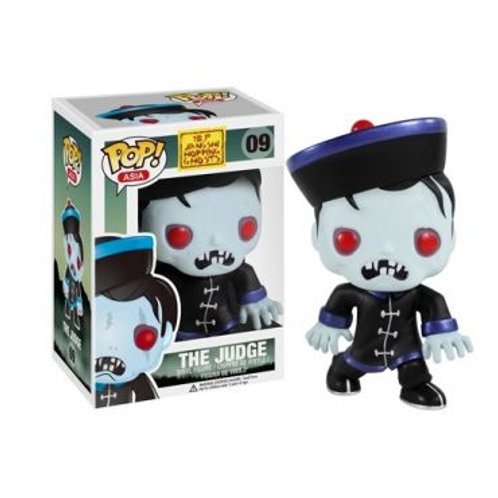 Funko POP! Jiangshi Hopping Ghosts - The Judge (09)