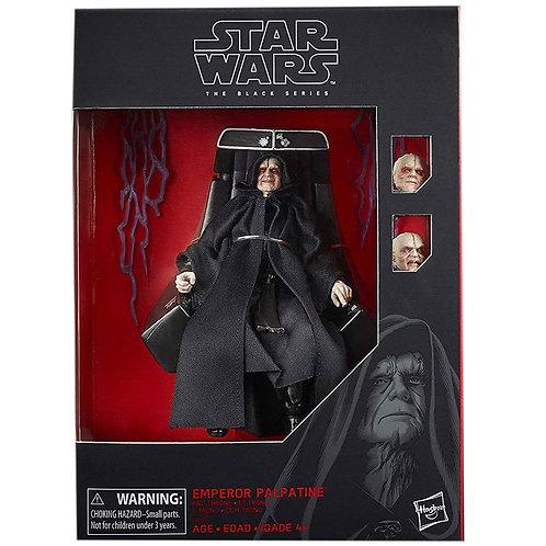 Black Series Star Wars Emperor Palpatine with Throne