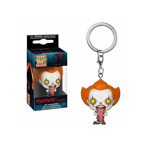 Funko POP! Keychain Pennywise Funhouse