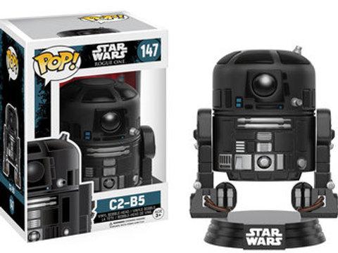 Funko POP! Star Wars Rogue One - C2-B5 (147)