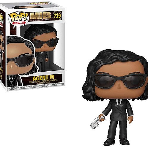 Funko POP! Men In Black: International  -Agent M (739)