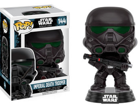Funko POP! Star Wars Rogue One - Imperial Death Trooper (144)