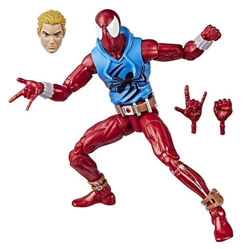 Marvel Legends Vintage Scarlet Spider-Man
